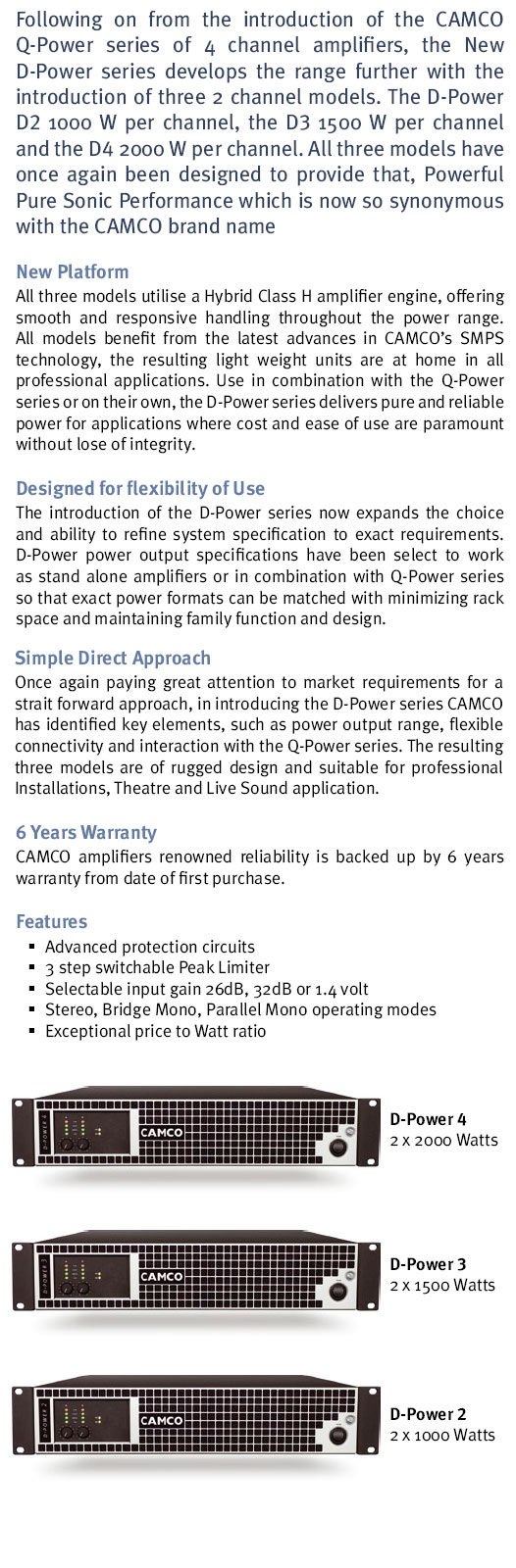 Camco D Power 3